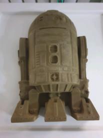 Star Wars R2D2 Garden Ornament
