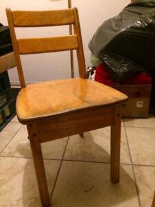 Bureau et chaise enfant