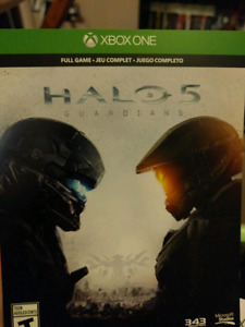 Xbox download codes. Halo 5 and Gears of war collection