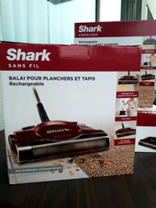 Shark Pro Cordless Floor & Carpet Cleaner (Brand New)