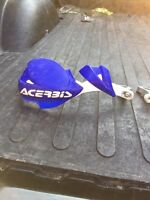 Acerbis MX ATV hand guards / brush guards