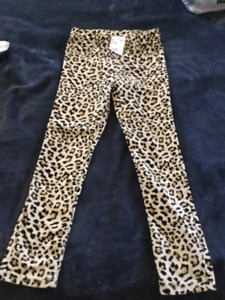 Brand new pants with tag for girls