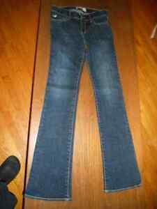 New Abercrombie Girls Jeans Size 14 Slim Kitchener / Waterloo Kitchener Area image 1