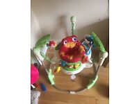Fisher Price - Rainforest Jumperoo