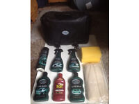 Quality turtle wax car valeting kit, bargain at £35 as scratch remover alone costs £25