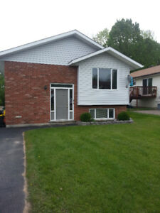 spacious, 2-bedroom apartment available Sept 1st