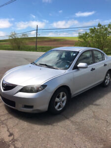 2008 Mazda 3 Sedan New MVI!