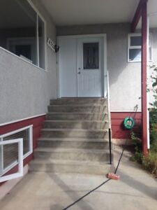 Newly renovated upstairs unit for rent October 1, 2017