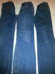 Boys Jeans GAP & Old Navy