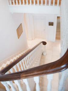 Staircase Railings and balusters