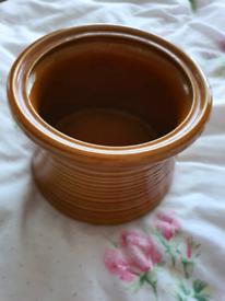 Crown Devon pot
