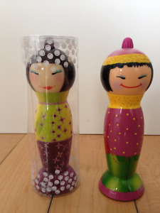 Pylones Paris - Emile Salt & Pepper Shakers