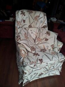 Skylar-Peppler Swivel Rocking Arm Chair