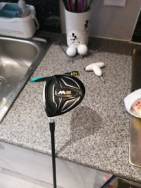 Taylormade M2 3 Wood left handed