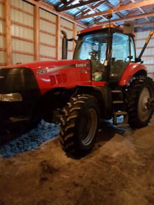 2011 case 245 front wheel assist tractor