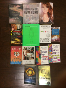 Variety of Books for Sale (Children, Teen, Adult)