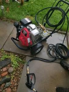 Honda gc190 power washer