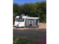 Bailey Pegasus GT65 caravan
