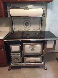 Wood stove buy sell items tickets or tech in oshawa for Lakewood wood stove