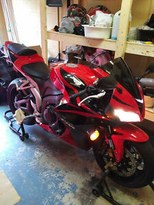 MINT CONDITION HONDA CBR 600