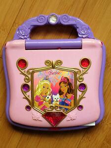 Barbie Junior Laptop - Learning Fun!  8 Activities London Ontario image 2