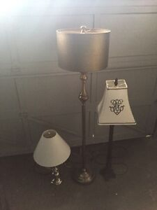 3 Lamps NEED GONE!