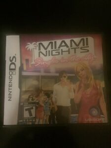 Nintendo DS Miami Nights: Singles in the City
