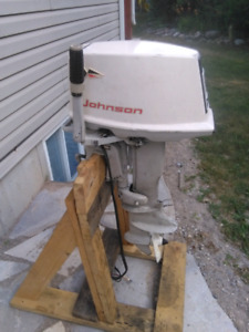 18 hp Johnson Outboard
