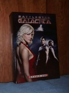Battlestar Galactica - Season One - DVD