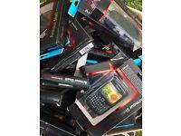 Joblot Blackberry Curve 8520/9300 Armour Shell