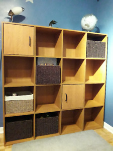 Cube Shelves Bookcase - Similar to IKEA KALLAX