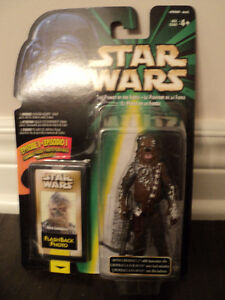 Star Wars Chewbacca Hoth figure *NEW IN BOX*