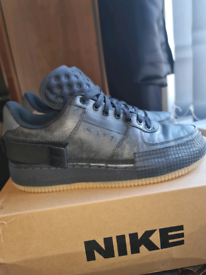 Nike air force one n354, size 7.