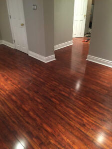 Professional flooring Installer with 15 years of experience