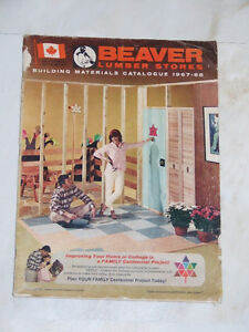 1967 catalogue for Beaver Lumber Stores