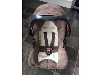Car seat form 0 to 6-9 months