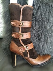 Stunning Mare Boots from Italy excellent like new 9