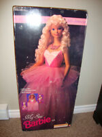 MY SIZE BALLERINA BARBIE - NEW IN THE BOX!