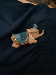 Dumbo die cast