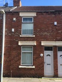 1/2 Bed Lovely terraced house in central Middlesbrough