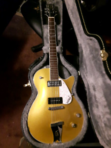 Gretsch Electromatic G5236 Gold Top Jet