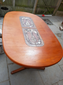 MCM Danish A Mobler Dining Table