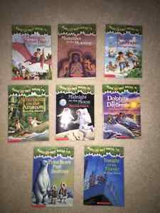 8 Brand New Magic Treehouse Books for Sale
