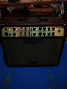 Taylor acoustic guitar and amp combo Kitchener / Waterloo Kitchener Area image 6