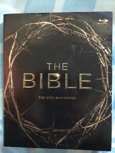 The Bible Epic Miniseries on Blu-Ray
