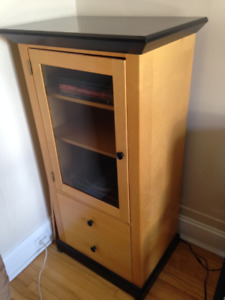 """""""Simply Wood"""" - solid wood entertainment unit"""