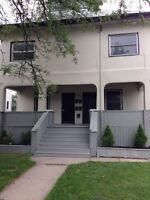 3 bedroom apartment, $750 plus hydro, Sept 1