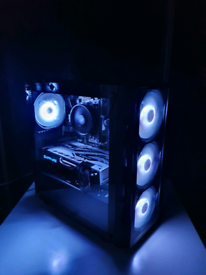 Ryzen Gaming PC *NEW* (Now Sold, contact for similar builds coming up)