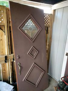 Free Antique Wood Door