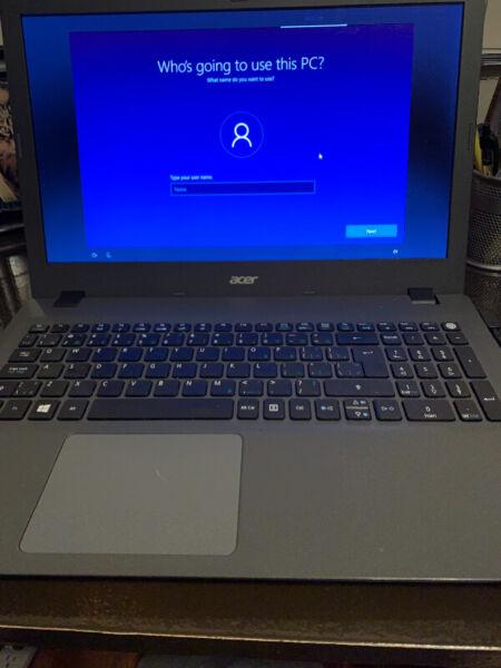 "Acer 17"" laptop acer aspire e5-532"